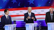 Here are all the 2020 Democratic presidential candidates who will be on stage for the October primary debate