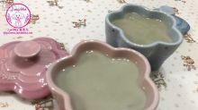 【食譜】嫩滑養顏!黑豆薑汁燉蛋白