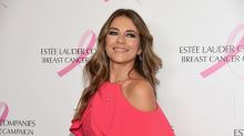 Elizabeth Hurley describes life in quarantine with her family: 'I am completely paranoid that I won't be able to keep them safe'