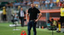 El argentino Eduardo Coudet deja al líder Internacional por el Celta de Vigo