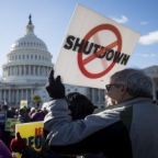 The government shutdown faces mounting lawsuits, includin...