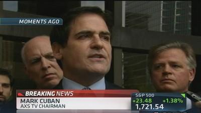 Mark Cuban: Glad I can afford to stand up to SEC
