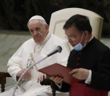 Divided reactions in US as pope backs same-sex civil unions