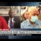 Minneapolis Police Chief: 3 Other Cops Were 'Complicit' In George Floyd's Killing