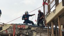 3rd earthquake in a month shakes Mexico as rescuers search for life in capital