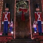 This Family Transforms Home into Larger-Than-Life North Pole Christmas Display