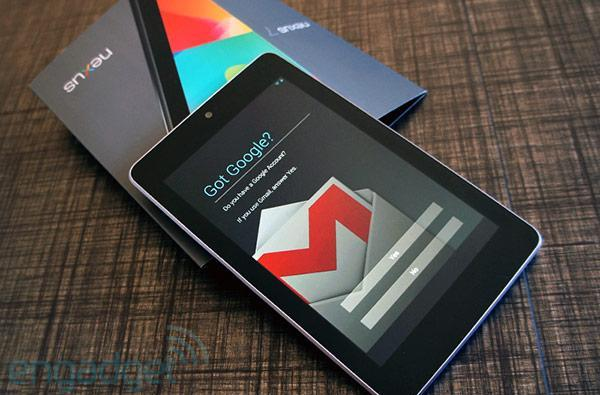Engadget Giveaway: win one of three Nexus 7 units, courtesy of Poweramp!
