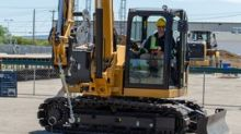 Finning brings first Caterpillar Operator Challenge to Canada