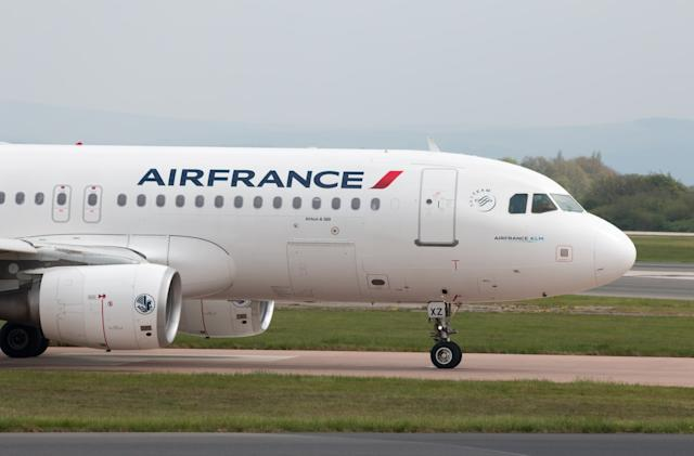 High-speed LiFi will soon be available on Air France flights
