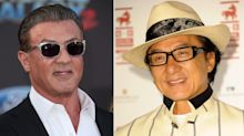 Sylvester Stallone/Jackie Chan Iraq-set action movie plans prompt controversy