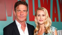 Dennis Quaid Defends Age Gap Between Him and Fiancée: 'You Have No Control Over' Who You Love