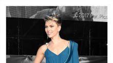 Scarlett Johansson's Latest Look Has a Split Personality