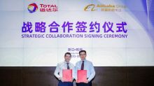 Total (China) Investment Partners With Alibaba to Drive Its Digital Transformation