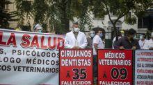 América registra o maior número de profissionais da saúde com covid-19 no mundo, diz Opas