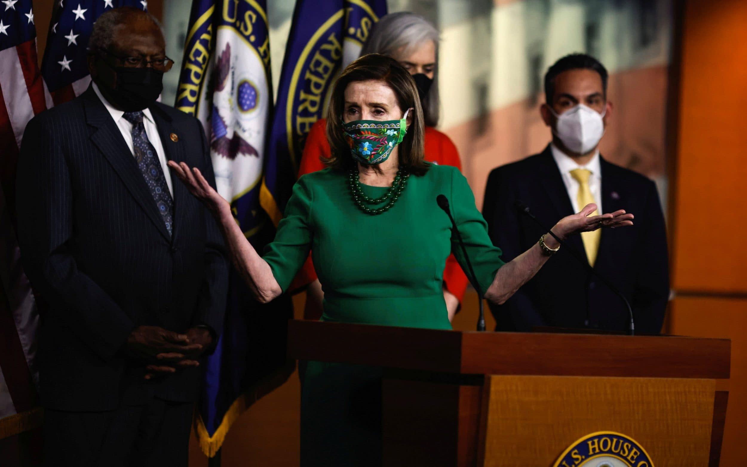 House Speaker Nancy Pelosi - Reuters