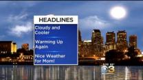 Katie's Wednesday Morning Forecast: May 6, 2015