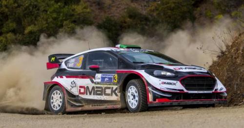 Rallye - WRC - Argentine - Rallye d'Argentine : Thierry Neuville rattrape Elfyn Evans, Sébastien Ogier quatrième