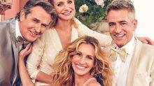 Elenco de 'My Best Friend's Wedding' se reúne 22 años después