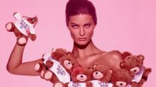 Jeremy Scott's Moschino Fragrance Comes in Teddy Bear Form, Of Course