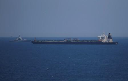 Iran's defense minister says Britain's seizure of oil tanker was threatening act