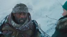 'The Mountain Between Us' clip explains why Kate Winslet won't take Idris Elba's picture