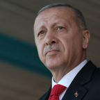 Erdogan says attackers targeting Turkey will go home 'in caskets'