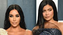 'Delete this immediately': Kylie Jenner reacts to Kim Kardashian posting a throwback photo of the family