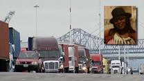 Port of Oakland closed following worker's death