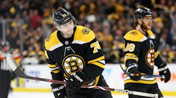 Bruins player gets death threats from Leafs fans
