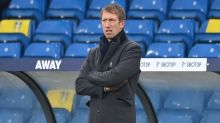 Graham Potter urges Brighton to focus solely on FA Cup clash with Blackpool