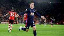 Southampton 1-3 Bournemouth: Cherries move up to third with first ever victory at Saints