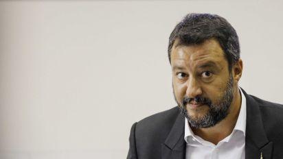 Salvini: Mattarella valuti situazione in Parlamento e fuori