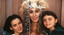'Mermaids' Flashback! Watch Hilarious, Young Christina Ricci, Winona Ryder, and Cher