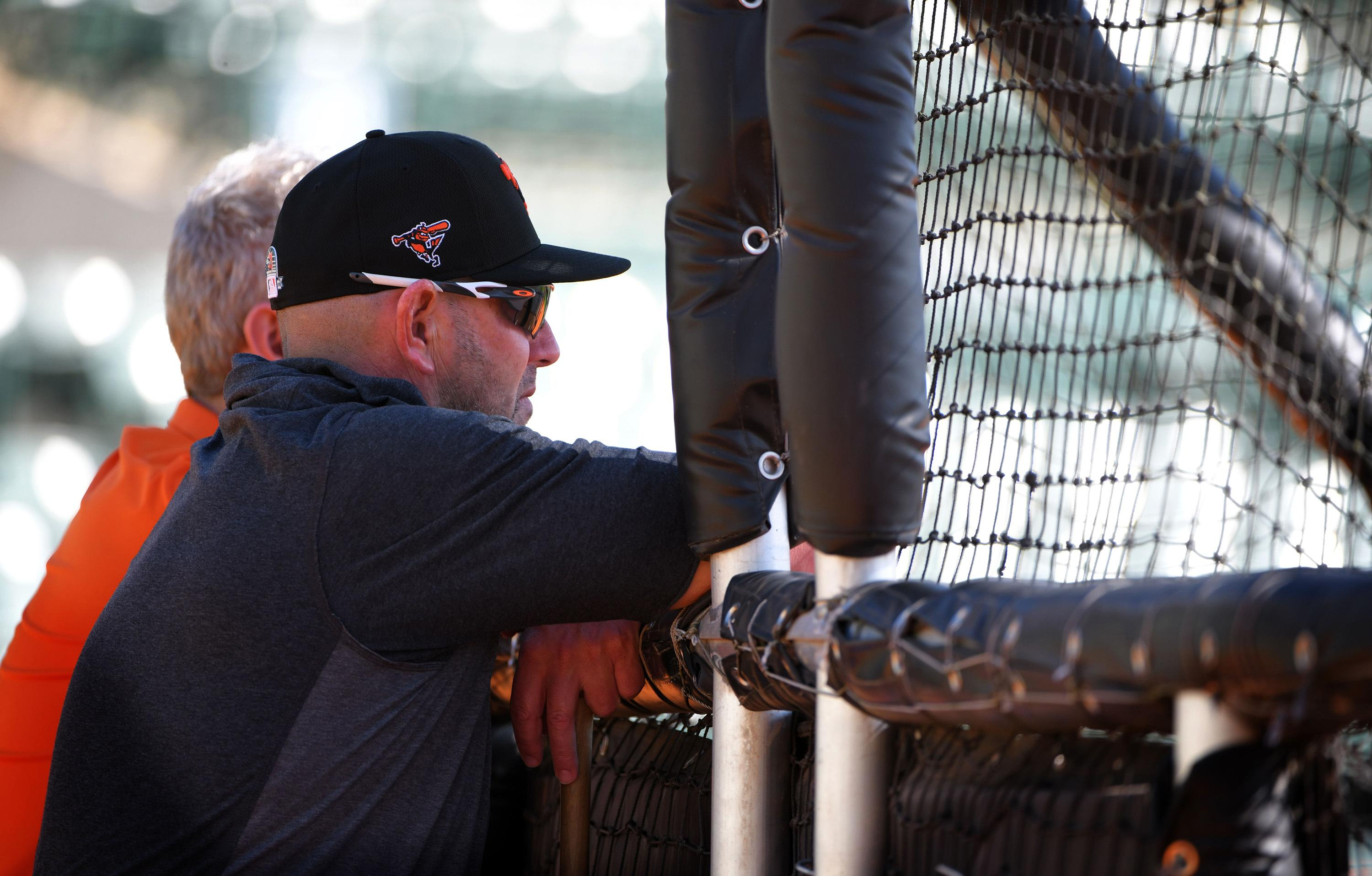 Orioles reset: The Orioles don't have to pretend they're competitive anymore. They actually are.
