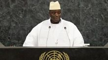 Gambian authorities seize ex-president Jammeh's bank accounts