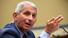 Coronavirus: Dr Fauci says daughters have been harassed