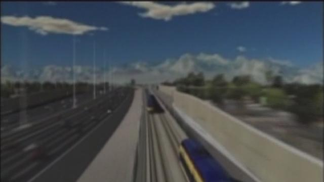Preferred High Speed Rail route unveiled