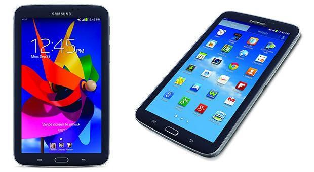 Samsung Galaxy Tab 3 7.0 with LTE now available at AT&T with faster CPU inside