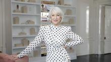Helen Mirren macht es vor: So geht sicheres Fliegen