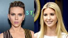 Scarlett Johansson Calls Ivanka Trump 'Cowardly' After CBS Interview