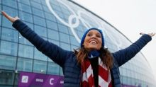 Lolo Jones back in bobsled, seeking elusive Olympic medal and return to Beijing
