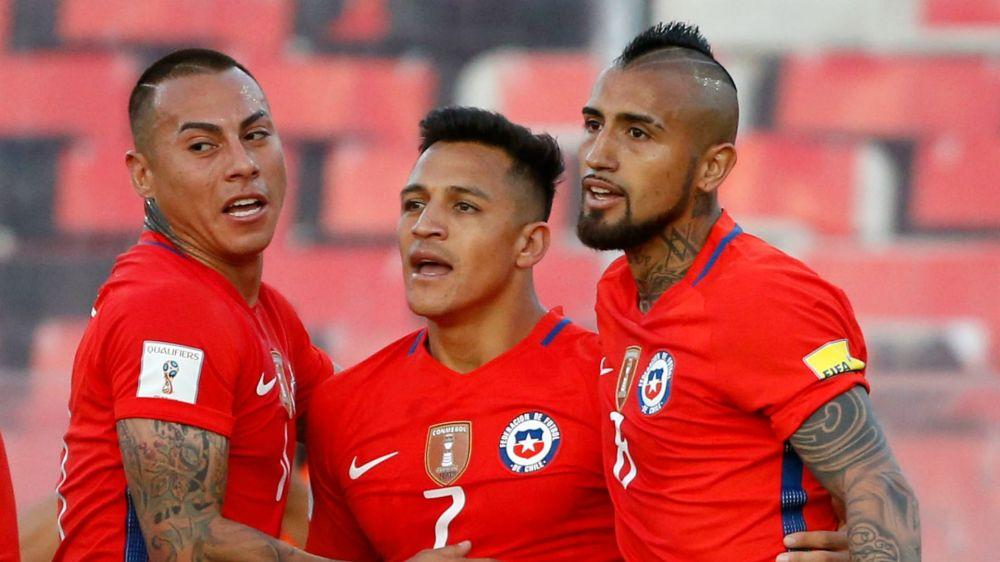 Alexis y Vidal figuran en equipo reserva de los premios The Best