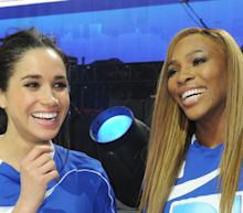 Serena Williams Explains Why She's Relying On Meghan Markle A Lot Recently