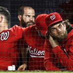 As Nationals' Offense Sputters, Bryce Harper Nears Return From Knee Injury
