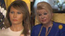 Ivana Trump no cambiaría lugares con Melania, pero la Primera Dama arremete en su contra