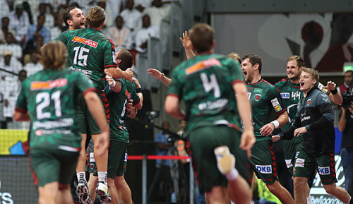 Handball: Deutsches Final Four im EHF-Cup möglich