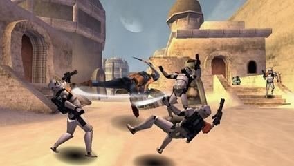 IGN takes a look at Star Wars: Lethal Alliance