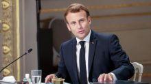 Karabakh: Macron prévoit l'envoi d'aide humanitaire à l'Arménie