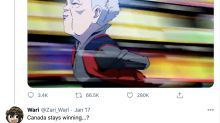 No Frills anime-style ad takes Twitter by storm