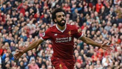 Liverpool manager Jurgen Klopp says Mohamed Salah playing 'better than we could have imagined'